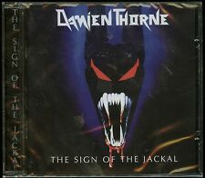 Damien Thorne The Sign Of The Jackal CD new High Vaultage