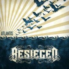 BESIEGED - Atlantis (CD 2007) *NEW & SEALED* USA Import Death Metal / Metalcore