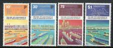SINGAPORE MNH 1989 SG5888-91 25th Anniversary of Singapore Port Authority