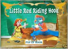LITTLE RED RIDING HOOD ~ POP-UP BOOK