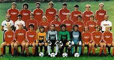 Bayern Munich foto de equipo de fútbol temporada 1982-83