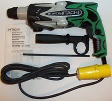 "New Hitachi 15/16"" Rotary Demolishing Hammer 110V w/ Case NIB DH24PC3 Demolition"