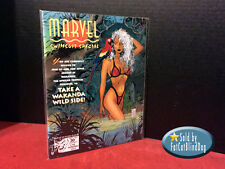 MARVEL SWIMSUIT SPECIAL #1 - 1992 - STORM STRING BIKINI...SEXY! RARE! - NM/VF*