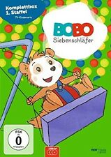 BOBO SIEBENSCHLÄFER KOMPLETTBOX STAFFEL 1  3 DVD NEU
