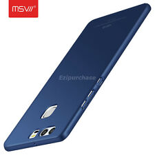 Navy Blue Ultra Thin Simple Glossy Hard Back Case Cover For Huawei P9 Lite S001