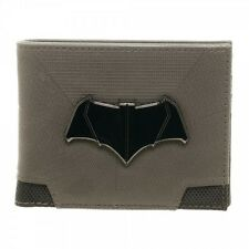 OFFICIAL DC COMICS BATMAN V SUPERMAN BATMAN SYMBOL SUIT UP COSTUME WALLET (NEW)