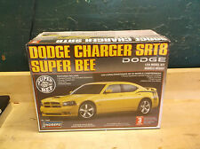 Lindberg Dodge Charger SRT8 Super Bee 1/24 Scale Model kit  73065 NIB