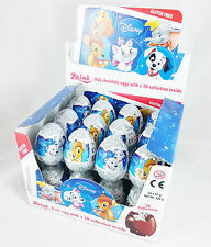 10 Eggs - Chocolate Surprise Eggs Disney Animation Figurines Bambi Dogs Cats