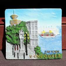 TOURIST SOUVENIR 3D Resin Travel Fridge Magnet  ---  Vancouver,Canada