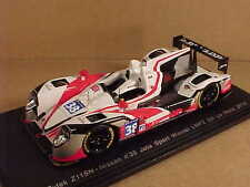 Spark 1/43 Resin Zytek Z11SN, 1st LMP2 Class / 5th Overalll 2014 LeMans  #S4219