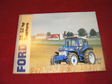Ford 2810 2910 3910 4610 4610SU Tractor Dealer's Brochure AD-0230