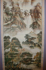 Chinese Printed Picture~Scroll~ Hanging~Feng Shui~Landscape~L~uk seller