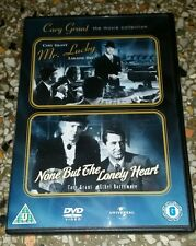 MR LUCKY / NONE BUT THE LONELY HEART Cary Grant DVD Region 2
