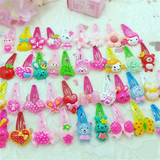 Wholesale 20pcs Mix Styles Assorted Baby Kids Girls HairPin Clips Hair Jewelry