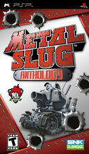 Metal Slug Anthology PSP New Sony PSP