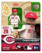 Chris Heisey OYO Cincinnati REDS MLB Mini Figure NEW G3