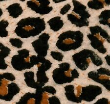 PRINTED PATTERN Acrylic Cheetah Pattern Felt
