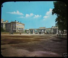 Glass Magic Lantern Slide THE ARCHES TO HYDE PARK CORNER C1910 LONDON ENGLAND