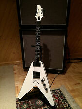 Attila Custom Guitars Flying V Built To Your Specifications Fits Gibson Case