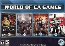 World of EA Games (PC, 2005) NEW SEALED