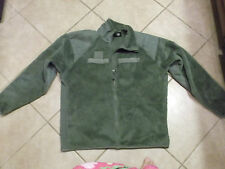 POLARTEC G III ECWCS FLEECE JACKET FOLIAGE CHEST 47""