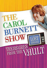The Carol Burnett Show: The Lost Episodes - Treasures from the Vault (DVD, 2016)