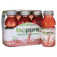 Nature's Best Isopure Plus Nutritional Protein Drink - 6 Pack(S)
