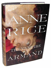 THE VAMPIRE ARMAND by Anne Rice, 1st Trade Edition 1998