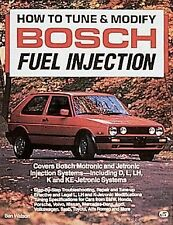 How to Tune & Modify Bosch Fuel Injection