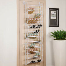 New Hanging Shoe Rack Over the door 36 Pair Closet Space Saver Organizer Storage
