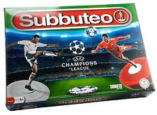 Subbuteo UEFA Champions League Edition - Table Football Game - Brand New