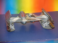 star wars Clone Wars Hyena Bomber with bomb and missles loose lot 2836.