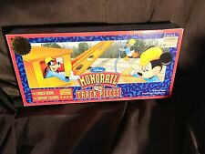 Disney Monorail Track Pieces Accessory Set (Unused)