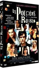 LES POUPEES RUSSES (English subtitles) -  DVD - PAL Region 2 - New
