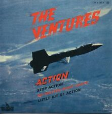 ★☆★ CD SINGLE The VENTURES Action - EP - 4-TRACK CARD SLEEVE  ★☆★
