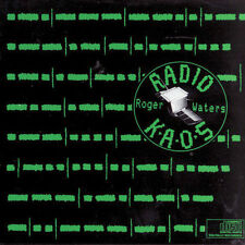 Roger Waters CD..Radio K.A.O.S. (CD, Jun-1987, Columbia (USA)) PINK FLOYD KAOS