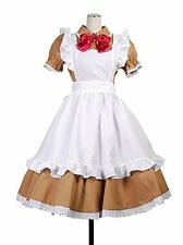 Axis Power Hetalia Italy Maid Uniform Anime Cosplay Costume Custom Made