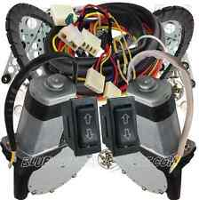 DATSUN 620 1200 1600 180B B10 120Y 2 DOOR P0WER WIND0W KIT (40amp Motors)