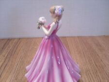 Royal Doulton Flower MAY--PEONY Birthday Wedding Anniversary NIB HN5504