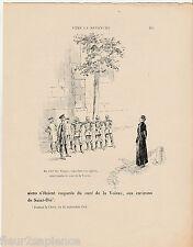 Le Curé de La Voivre est fusillé en 1914 Raymond de La Nézière illustration