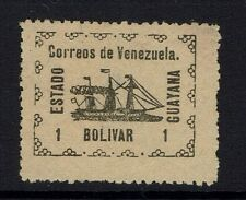 Venezuela Guyana SC# 5 - Mint No Gum / Small Center Thin - 090415