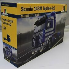 Italeri 1/24 3910 SCANIA 143M TOPLINE 4 X 2 MODEL TRUCK KIT