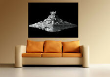 A0 DARTH VADER STAR WARS DESTROYER ART HUGE LARGE IMAGE GIANT POSTER PRINT