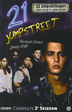 21 Jumpstreet : seizoen 2 (met Johnny Dep & Richard Grieco) (4 DVD)