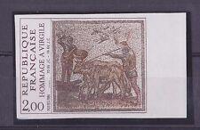 n°2174, cote Y&T 85 €, Hommage a Virgile, neuf ** BDF, non dentelé, an 1981