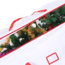 Ohuhu Heavy Duty *Christmas Tree Storage Bag * For Clean Up Holiday Up to 9 ft