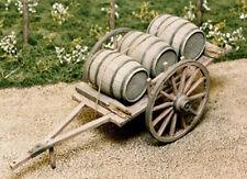 1/35 Echelle Chariot pour barrels - Charrette à fûts (8 pièces) pas inclus