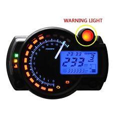 Digital Motorcycle Motor Bike  Speedometer Odometer Tachometer NEW