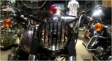 HEADLIGHT GRILL GRID HARLEY DAVIDSON SOFTAIL FATBOY FAT BOY HERITAGE SLIM DELUXE