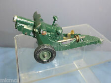 "VINTAGE BRITAINS  MODEL No.1725  4.5"" ""HOWITZER"" FIELD GUN"